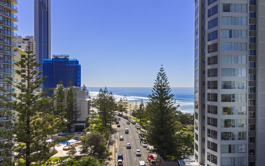 Stay in one the most sought after locations on the Gold Coast