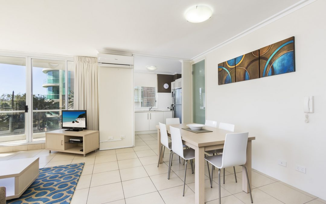 Complete Amenities at Our Apartments Gold Coast